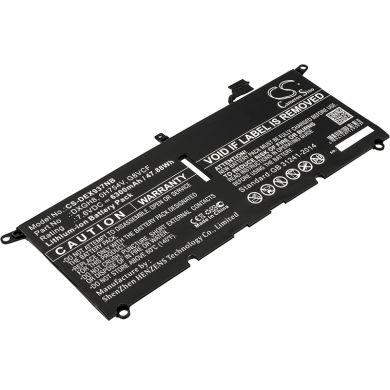 Batteri till Dell XPS 13 2018, Dell 0H754V