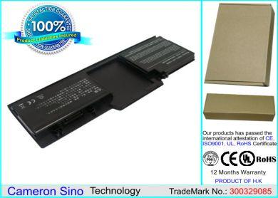 Batteri till Dell Latitude XT Tablet PC, Dell 312-0650