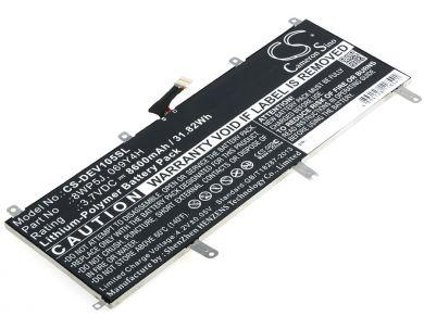 Batteri till Dell Venue 10 5000, Dell 069Y4H