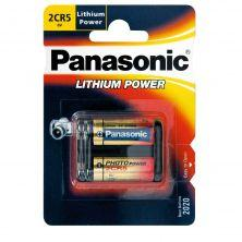 Batteri 2CR5, 6V Panasonic