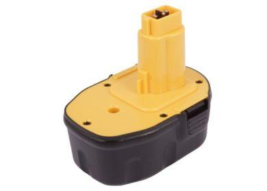 Batteri till Dewalt DC528 Flashlight, Dewalt DC9091