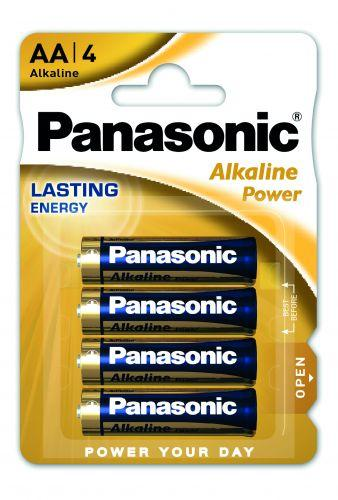 Alkaline Power AA (LR6 ) 4-pack