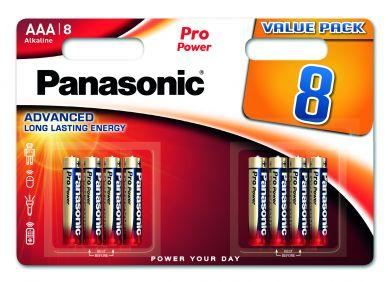 Pro Power AAA (LR03) 8-pack