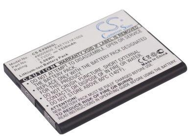 Batteri till Acer Tempo DX900, E-ten glofiish DX900, Acer 49005800, E-ten 49005800